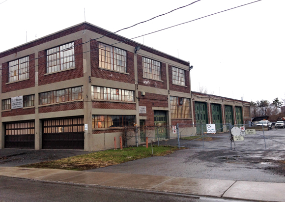 Bayview Yards will house offices, training facilities and a digital lab, as well as public meeting and event spaces. Photo by Andrea Tomkins.