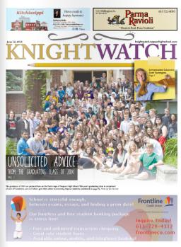 Nepean High School's Knightwatch