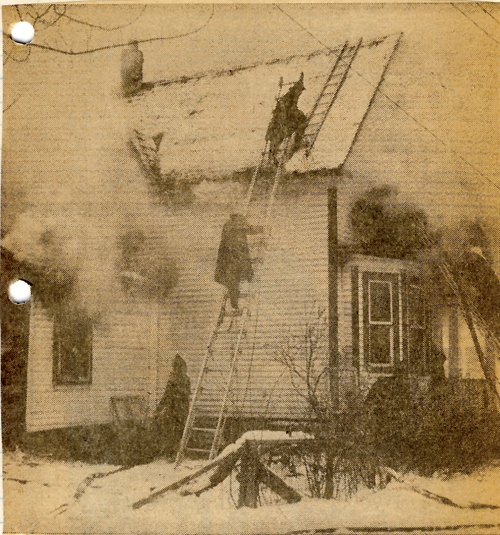 A fire at a home on Marjorie Street (now part of Westhaven Crescent) in 1955 claimed the lives of five children and their mother.