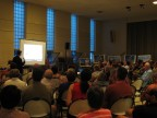 Residents weigh in at Mizrahi info session