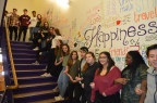Nepean High School students come together