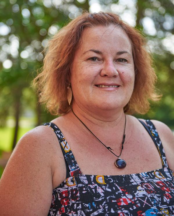 Photo of Margaret Jamison-Guitard by Ellen Bond.