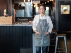 Chef Briana Kim is taking her culinary creations to the next level at Gold Medal Plates