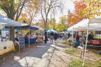 Last day of the Ottawa Farmers' Market in Westboro